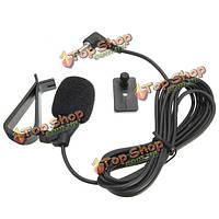 Микрофон CS-y0003 3.5мм DVD GPS стерео