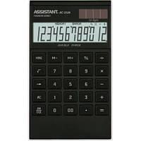 Калькулятор ASSISTANT  AC-2326 black