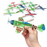 10шт летающие планера самолетов подарок на день рождения мешок рождества партии Наполнитель