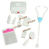 Кукла дома мини-медицинское оборудование куклы аксессуары