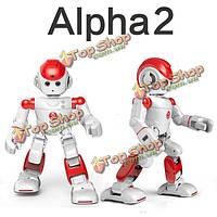 Ubtech Alpha 2 умный робот голосом система с HD 8 миллионов пикселей камеры