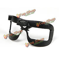 Fatshark жира замена акулы лицевая панель лицевая панель с вентилятором для отношения V3 гарнитура очки