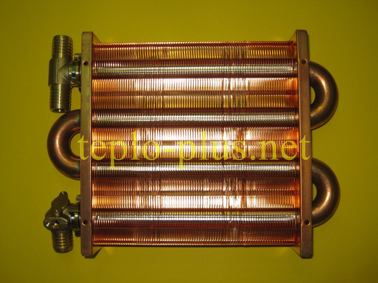 Теплообменник отопления (первичный, основной) 85 Fin Daewoo Gasboiler DGB-130, 160, 200 ICH/MSC