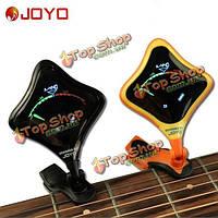 JOYO JT-02 USB начислению кобры тюнер клип на тюнер