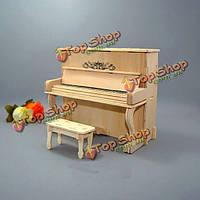 Поделки ручной работы 18 примечание деревянная музыкальная шкатулка поделки рояль творческий подарок