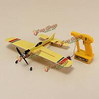 Узел управления самолетом электрический провод поделки модель самолета