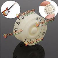 Кнопки гитары скорости ручки громкости регулятора тембра части для гитары Les Paul