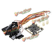 Emax SkyLine32 Naze32 Acro v2 контроллер полета с поддержкой компаса Экранное о LED Spektrum