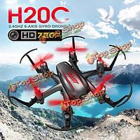 JJRC H20C с 2-мегапиксельной камерой 2.4G 4CH 6axis обезглавленное режим нано RC РУ Гексокоптер RTF