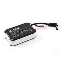 Fatshark жир акулы 7.4V 1800мАh Lipo аккумулятор для FPV очки гарнитуры видеоочками