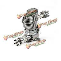 Torqpro tp70 фс 70cc 4 тактных газа Двигатель для радиоуправляемых моделей