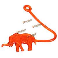 Новизна животных липкая слизь метателей для детей чулок мешок партии наполнителей игрушку