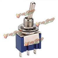 1шт переключающий защелкивания двухпозиционного переключателя MTS-103 6A 125V/250В 3a для RC РУ модели