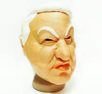 Маска резиновая Ельцин