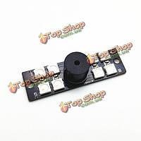 Lantian 2в1 ws2812b LED и 5В активный зуммер для FPV naze32 SkyLine32 контроллера полета