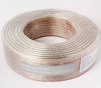 Кабель ULTRA CABLE (UC333-1000) 2x1mm Spk cable. 100m в катушках