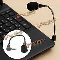 Мини 3.5 мм гибкий микрофон для портативных ПК MSN Skype Skype чате онлайн