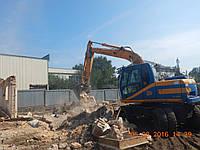 Демонтаж дачных домов.
