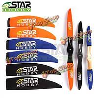 6Star хобби винт крышки 1 пара большой средний маленький для 18-28-дюймового винта