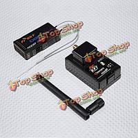 FrSky ДФ 2.4ghz комбинированный пакет для Futaba ж/модуль & гх D8R-II Plus Приемник