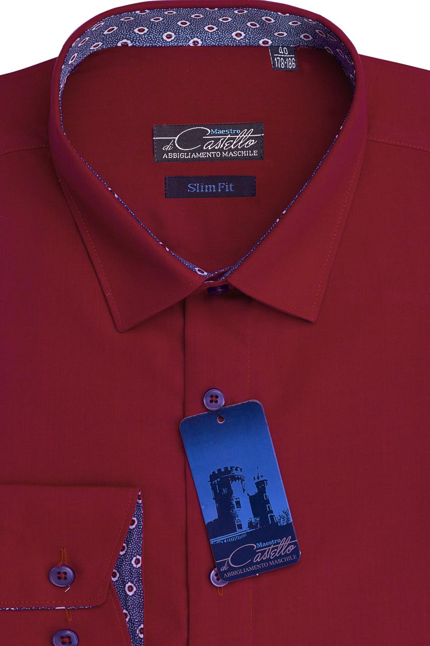 Рубашка мужская Castello приталенная