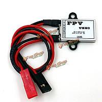 Fpv ubec/fpv bec/ubec электроснабжение передачи изображения 12v