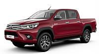 Расширители колесных арок Toyota Hilux 2016