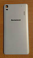 Задняя крышка для Lenovo K3 Note (белая)