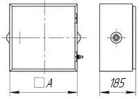 Ящики ЯК-4 (5) (ящик клемный)