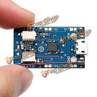 Micro scisky 32bits щеткой плате управления полетом на основе Naze32 для Мультикоптер