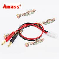 Накопить Tamiya разъем вилка 16AWG 30см зарядный кабель провод