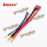 Накопить т штекер с 4-контактный порт 12AWG 30см зарядный кабель провод