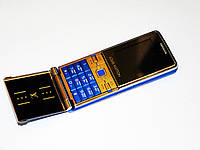 Louis Vuitton LV 9+ Гламурный телефон раскладушка 2 sim