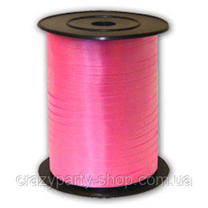 Лента для воздушных шаров  розовая