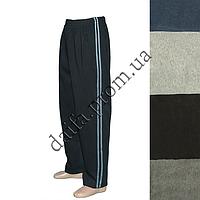 Мужские теплые трикотажные брюки с начесом 8812 оптом со склада в Одессе(7км.)