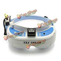 FPV видео очки Fatshark Dominator v3 WVGA 720p HDMI 800x480