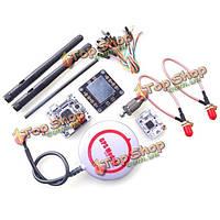 OpenPilot cc3D революция контроллер полета + + Oplink m8n GPS + распределительный щит