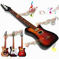 4 строка игрушка моделирования развития акустическая гитара мудрость для детских детей
