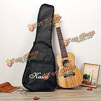 Kasch укулеле СГА-506 24-дюймов палисандр гитара с сумкой