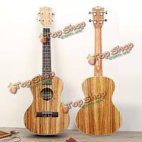 Kasch укулеле СГА-508 26-дюймов палисандр гитара с сумкой