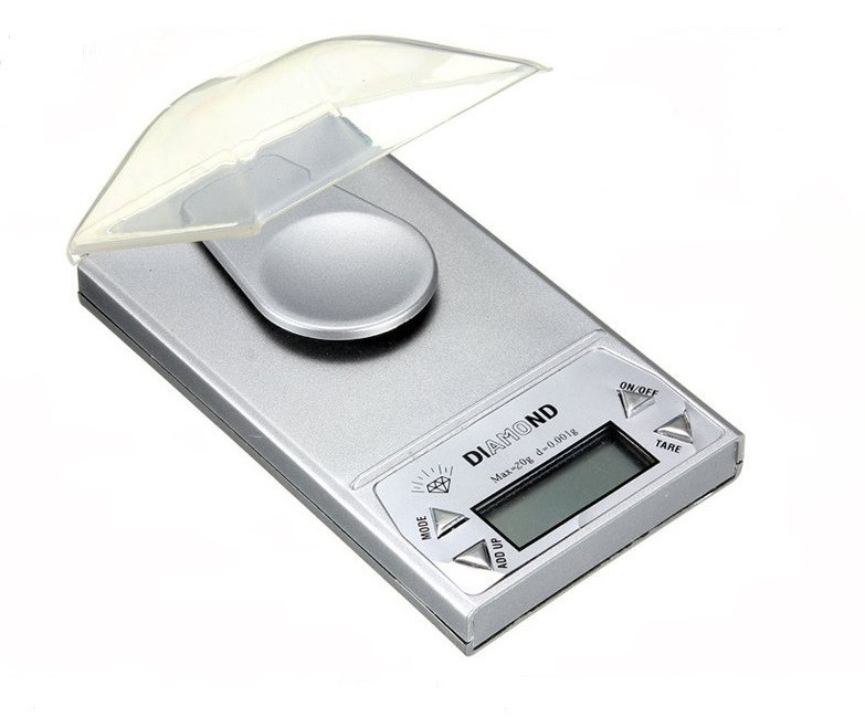 Электронные весы Diamond 0.001 g - 20 g