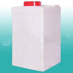 Бак дозатор для хим реагентов 80L DK-01