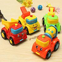 Полуавтоматическая отступить строительство транспортного экскаватор грузовик автомобиль игрушки
