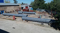 ДЫМОВЫЕ ТРУБЫ  Дымовые трубы предназначены для отвода газов от котельных и других тепловых установок , а также