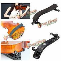 Регулируемые пластиковые плечо отдых для 4/4 и 3/4 скрипки