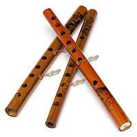 Традиционный 6 отверстий бамбуковая флейта кларнет