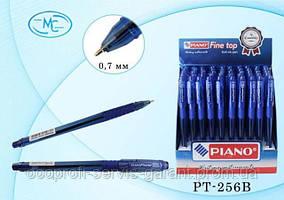 """Ручка кулькова """"Piano"""" PT-256 синя"""