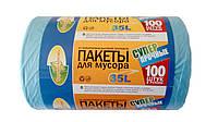 """Пакеты (мешки) для мусора полиэтиленовые """"Традиции качества"""" 35л./100шт."""