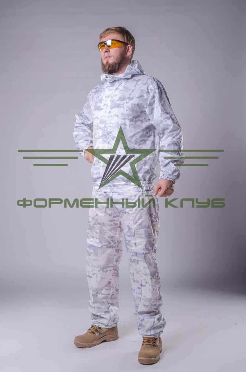 Костюм разведчика маскировочный MultiCam Alpine (мультикам белый)