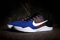 Кроссовки мужские Nike Zoom Kobe 11 / ZKM-254 (Реплика)